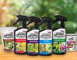 Organic Fertilizer & Pesticide